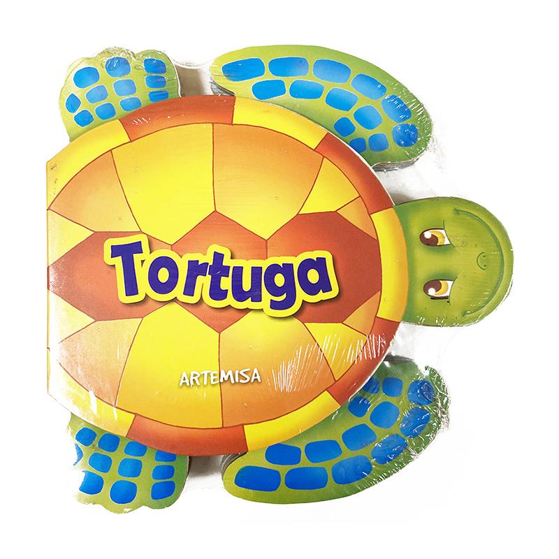 FORMAS DIVERTIDAS - TORTUGA