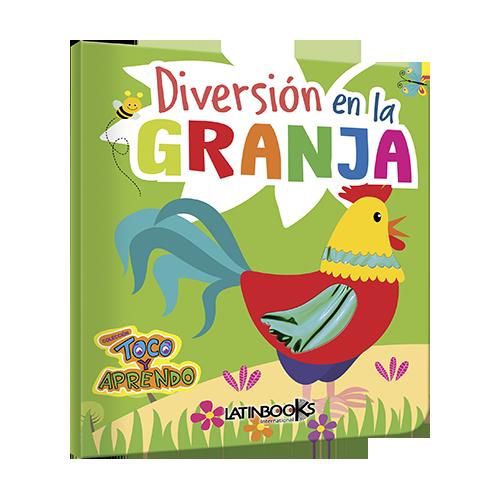 TOCO Y APRENDO - DIVERSIÓN EN LA GRANJA