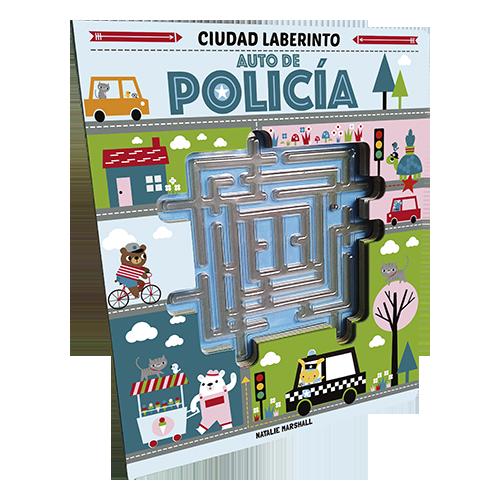 CIUDAD LABERINTO - AUTO DE POLICÍA