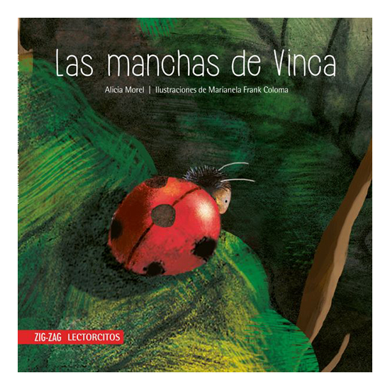 LECTORCITOS - LAS MANCHAS DE VINCA