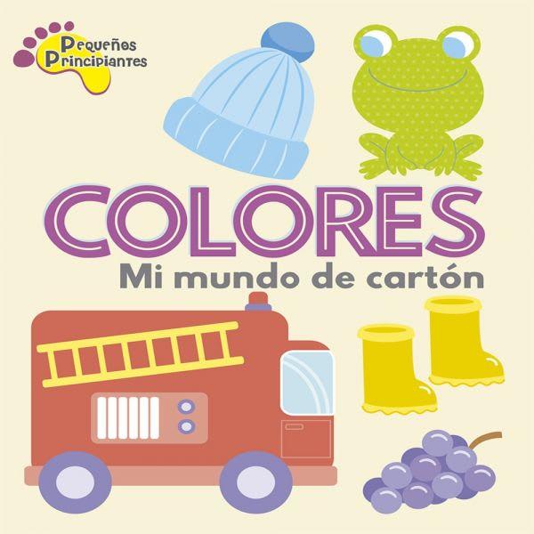 MI MUNDO DE CARTÓN - COLORES