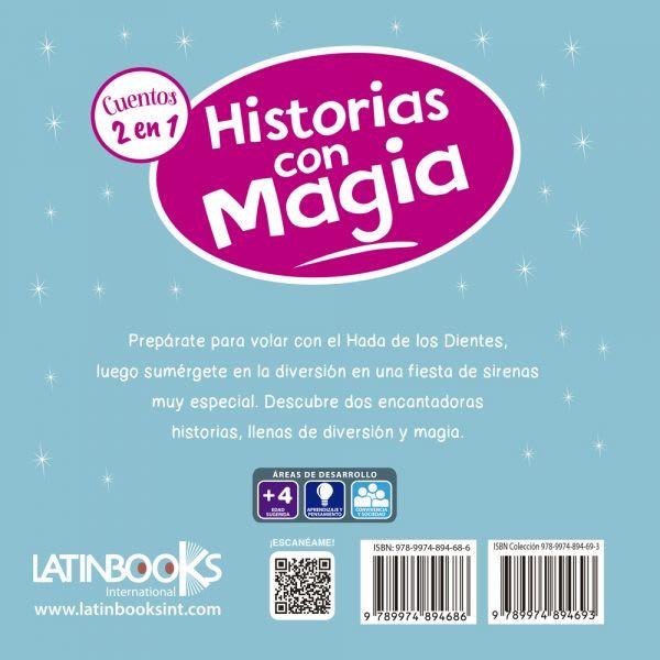CUENTOS 2 EN 1 - HISTORIAS CON MAGIA