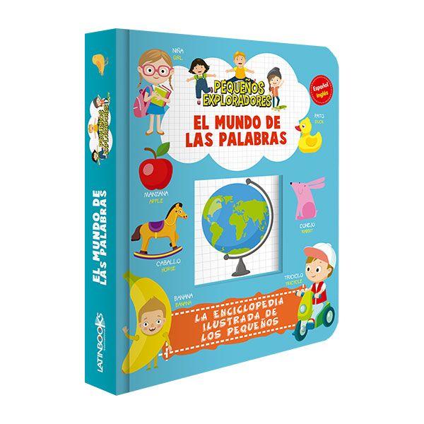 PEQUEÑOS EXPLORADORES - EL MUNDO DE LAS PALABRAS