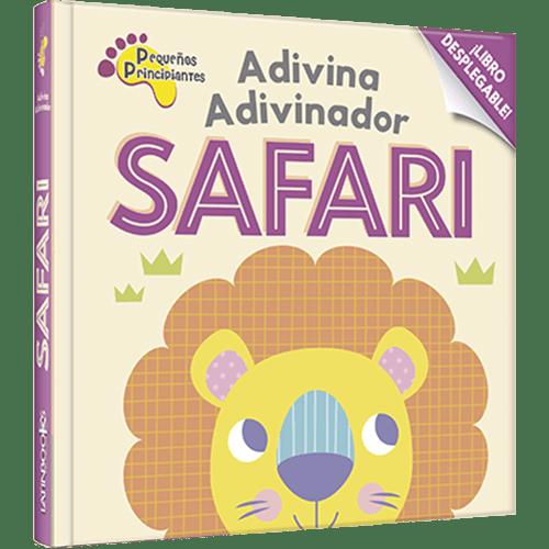 ADIVINA ADIVINADOR - SAFARI