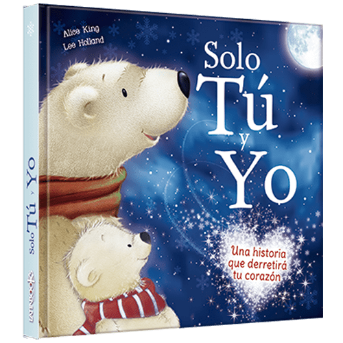 LUNA AZUL / SERIE TERNURA - SOLO TÚ Y YO