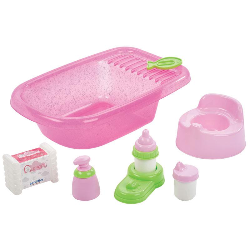 Nursery, Bañera con 7 accesorios