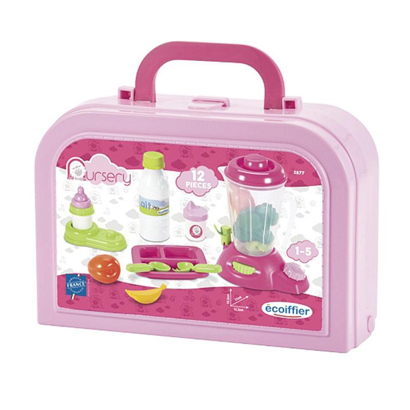 Nursery, Maletín de alimentación con 12 accesorios