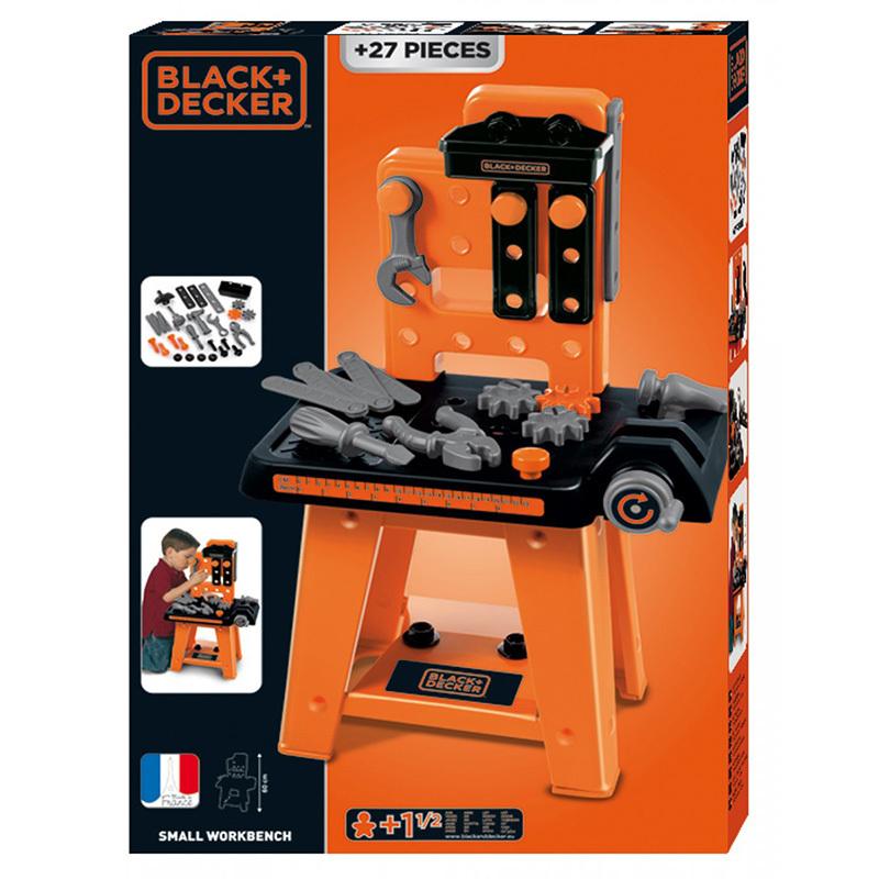 Banco mecánico Black+Decker 28pz