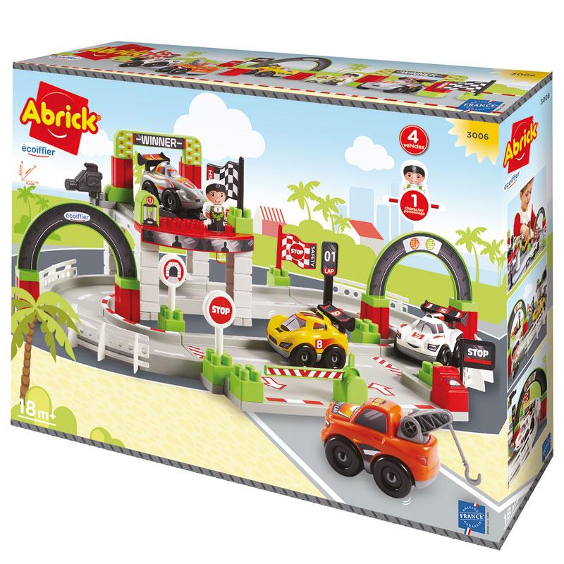 Abrick, Circuito de carreras