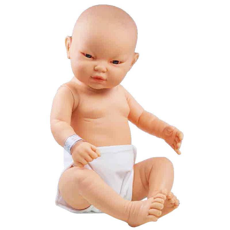 Newborn niño asiático 52cm