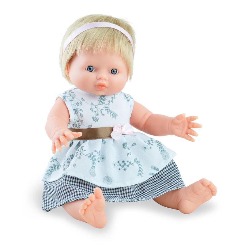 Play Dolls niña europea con vestido 38cm