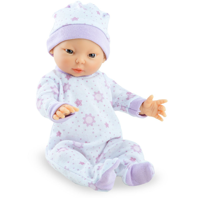 Tiny babies niño asiático 34cm con ropa