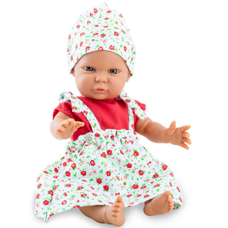 Tiny babies niña latina 34cm con ropa