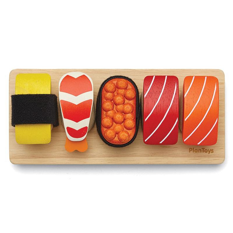 Mi primer sushi