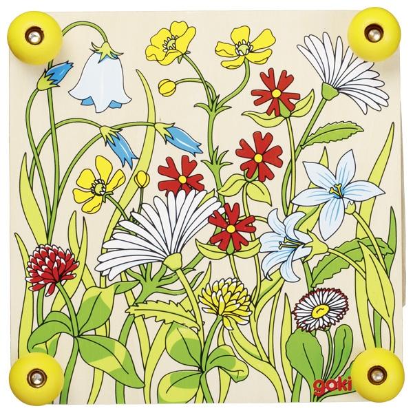 Prensador de flores