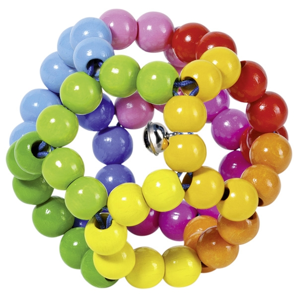 Sonajero elástico pelota Heimess