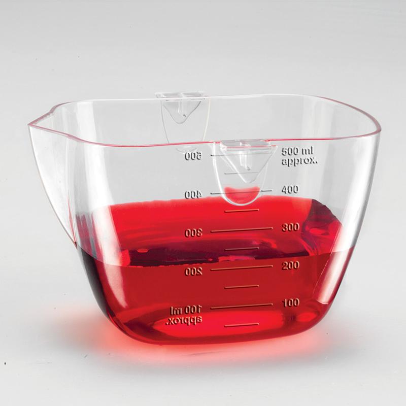 Balanza sólidos y líquidos 500ml