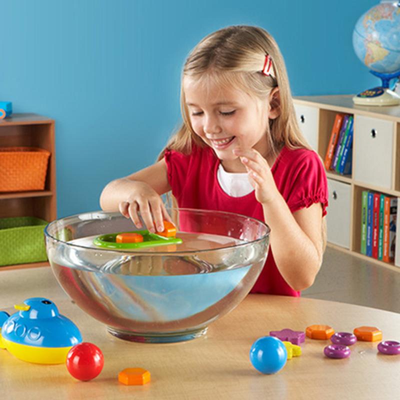 STEM * Actividades hundirse o flotar
