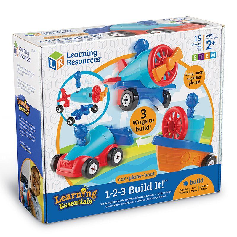 STEM * Construye tu auto, bote o avión