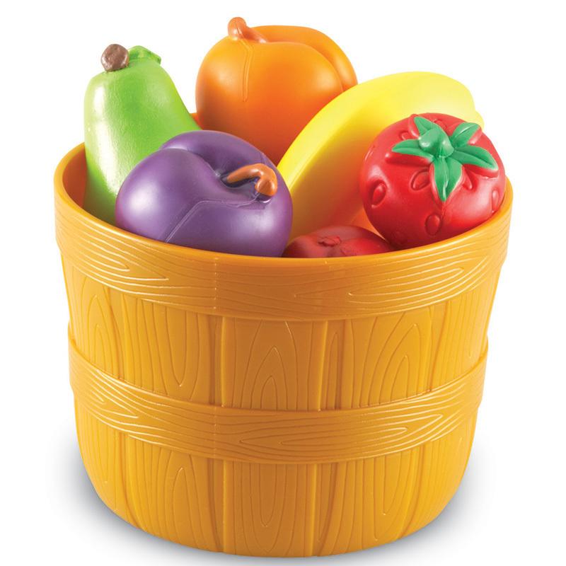 Mi primera cesta de frutas 10pz