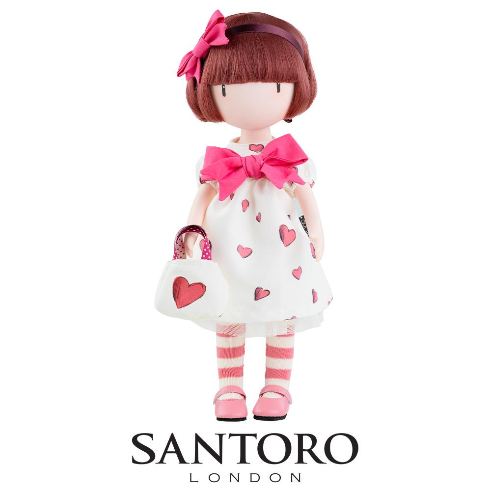 SANTORO's Gorjuss, LITTLE HEART  32 cm Cod. 04921