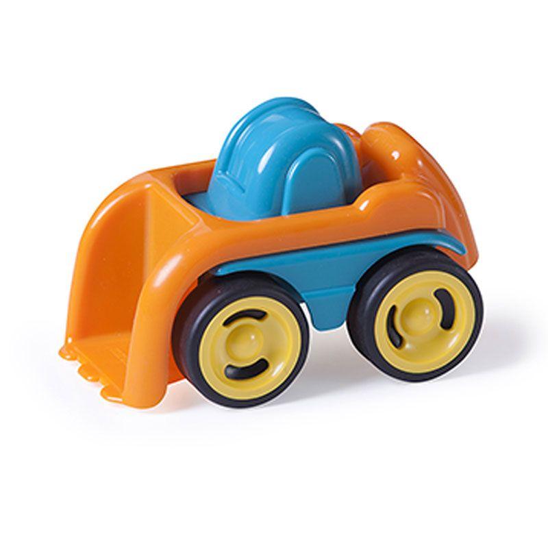 Minimobil dumpy excavadora