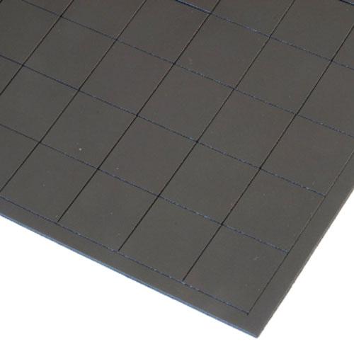 Cuadrados magnéticos 2x2cm 140un