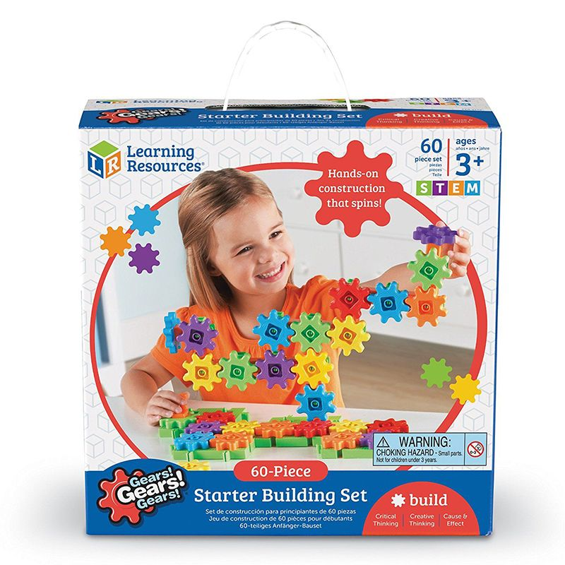 Engranajes plásticos 60pz