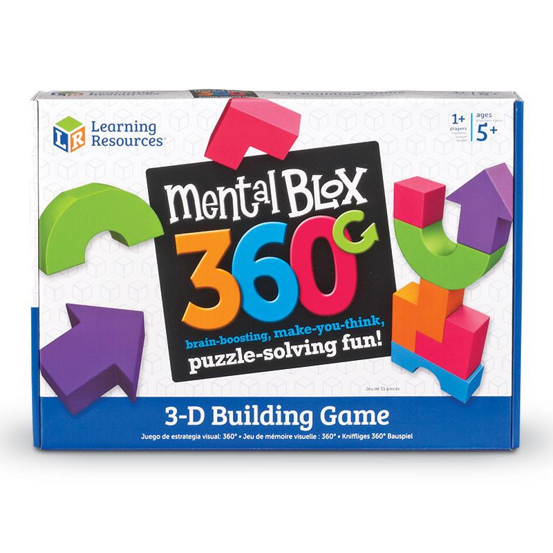 Mental blox 360° 3D