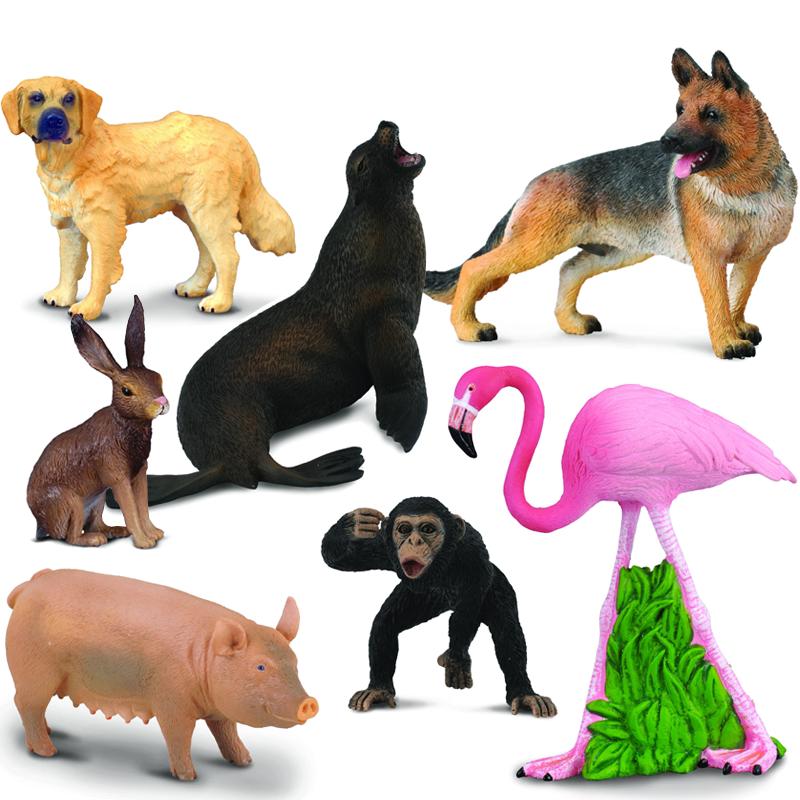 SURTIDO DE ANIMALES 7PZ, MODELO I