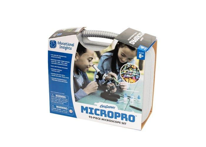 SET MICROSCOPIO MICROPRO GEOSAFARI