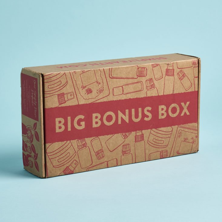 ***** Bónus Box L *****