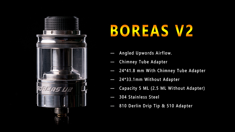 Augvape Boreas V2