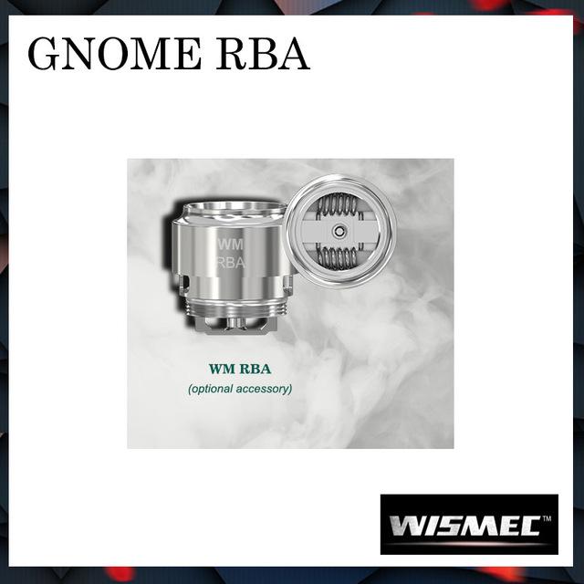 Kit RBA WM Gnome Wismec