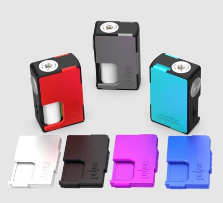 Pulse BF BOX MOD Mech Cover