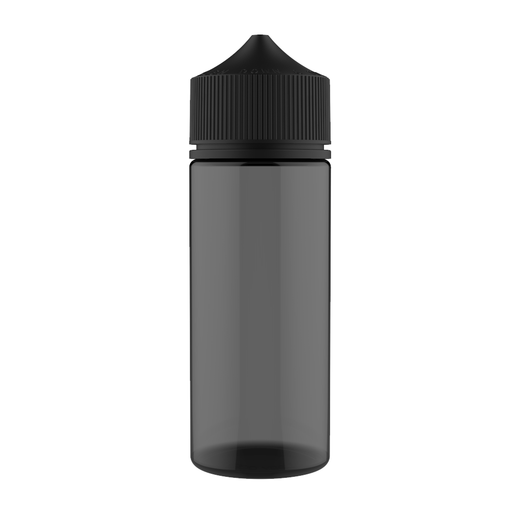 unicorn Chubby Gorilla 75ml PET V3 Unicorn bottle - preto 120ml