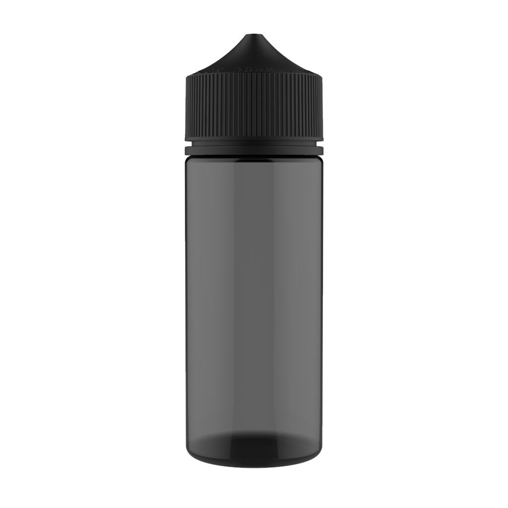 unicorn Chubby Gorilla 75ml PET V3 Unicorn bottle - preto 120ml