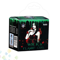 Demon Killer wick and Flame Coil Ni80