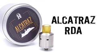 Alcatraz RDA 22MM Limited Edition by Häze