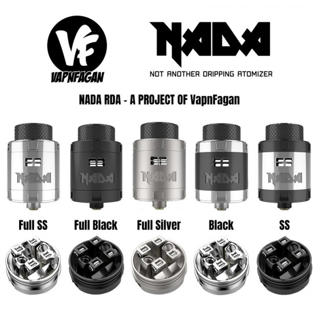 Tigertek NADA RDA 25mm