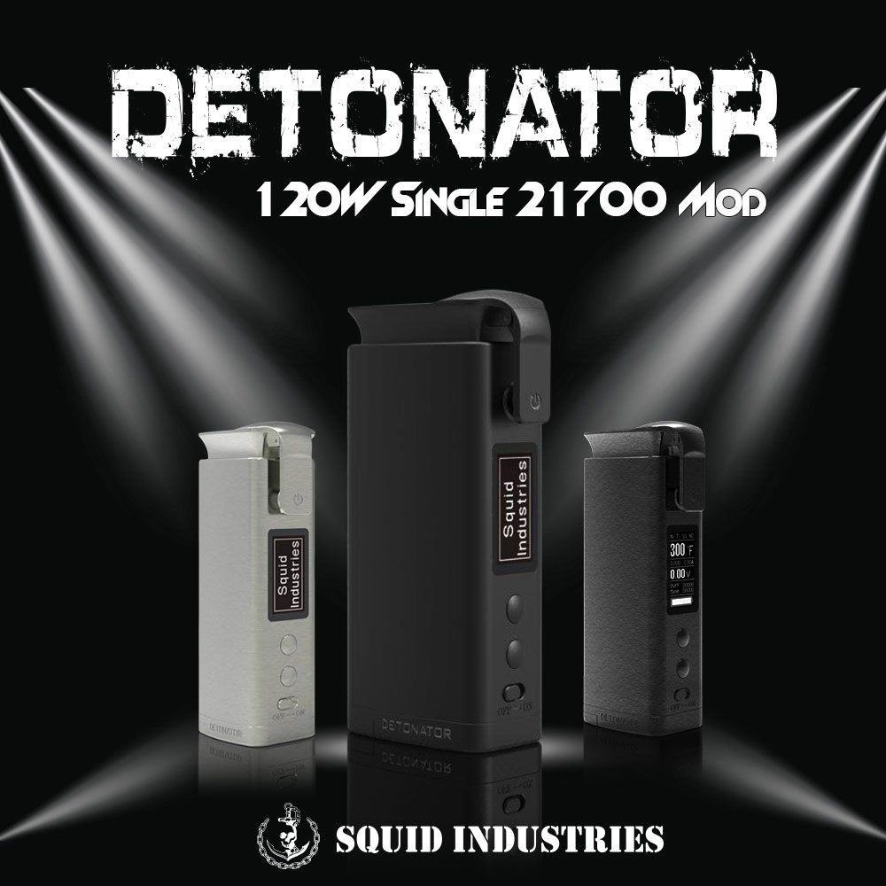 Box Detonator 120w Squid Industries