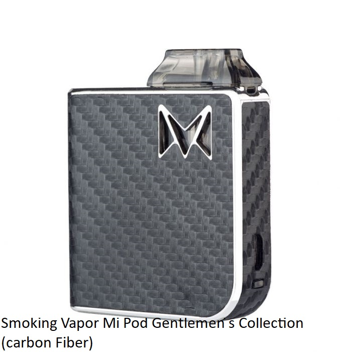 Kit Mico - Smoktech & Kit Mi-pod smoking vapor