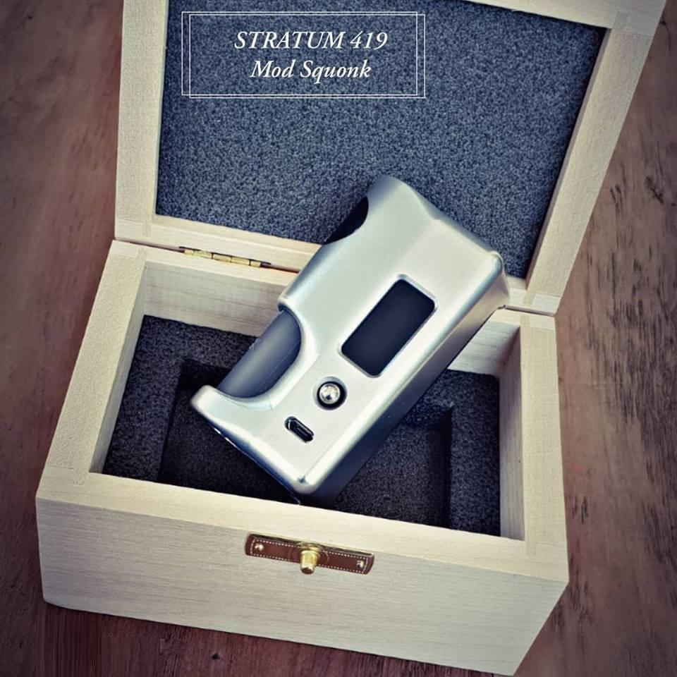 MOD BF Squonk Stratum 419 Mod Squonk - OLC
