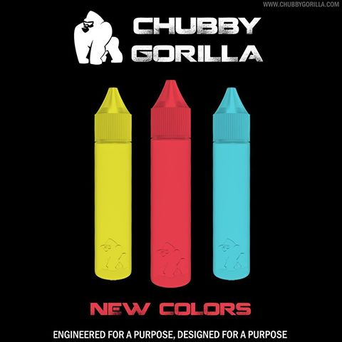 UniCorn Chubby Gorilla ml / unicorn no brand 30 ml