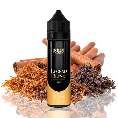 Eliquid Legends Blend 50ml 0mg