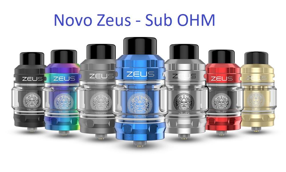 Tank Zeus Sub-Ohm GeekVape