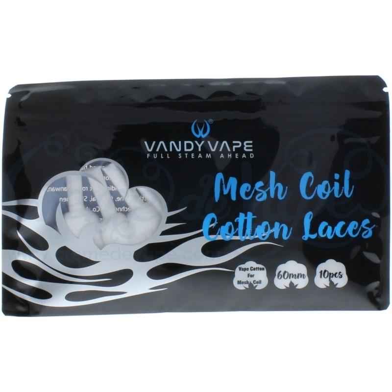 Cotton para kylin M Cotton laces