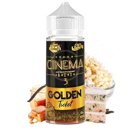 Cinema Reserve ZHC Mix Series Clouds of Icarus 100ml 00mg tpd