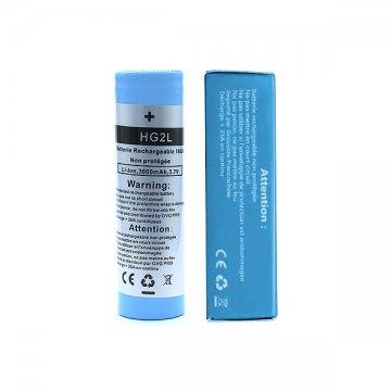 Bateria 18650 HG2L 3000mAh 35A - LG