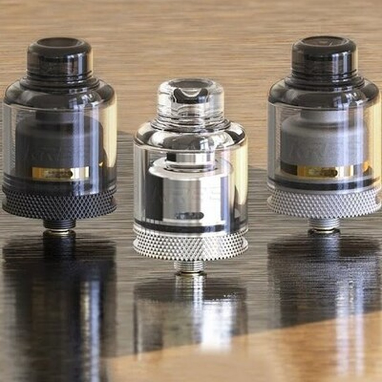 RTA KREE 22mm Gas Mods - restock